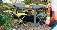 Table Biarritz extensible Fermob